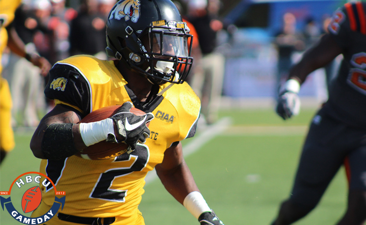 Rob Chesson Bowie State