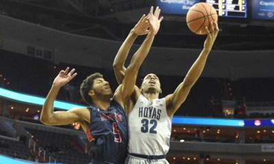 HBCU basketball Georgetown