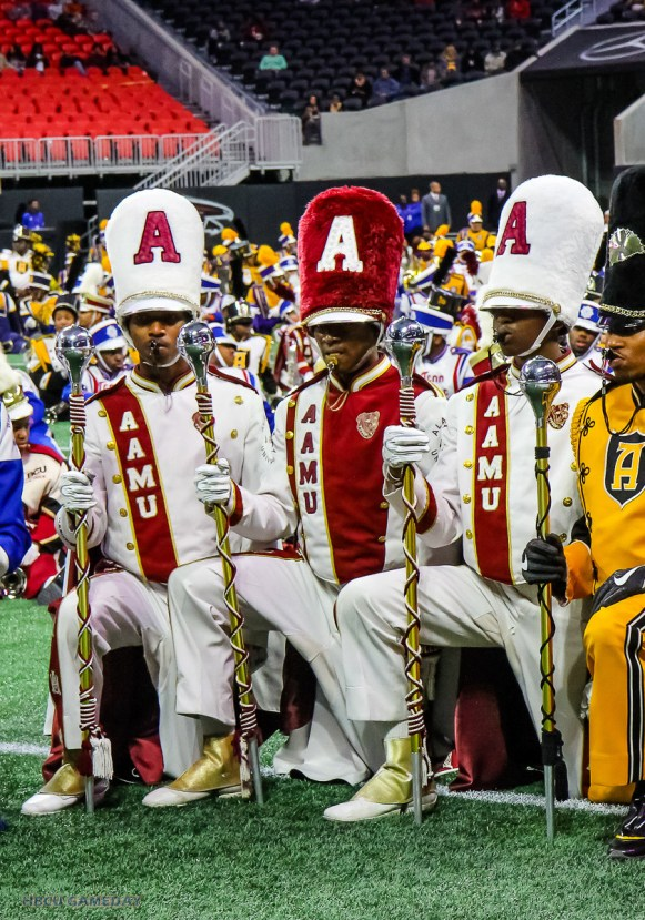 AAMU at 2018 HBOB (Photo: Vincent Myers)