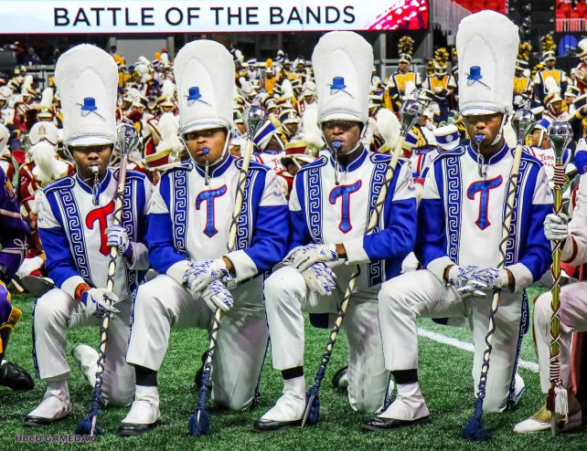 TSU performs at 2018 Honda Battle of the Bands