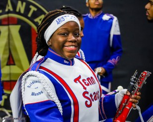 TSU performs at 2018 Honda Battle of the Bands