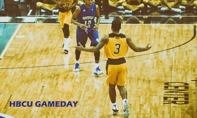 Bowie State CIAA basketball