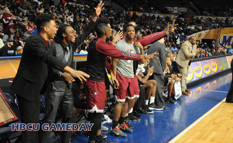 NCCU NCAA Tournament