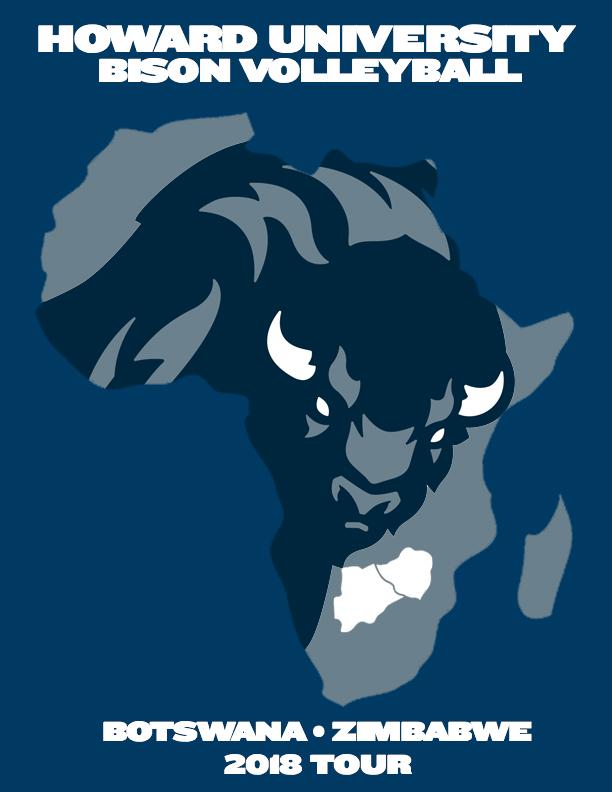 Howard VB to Africa