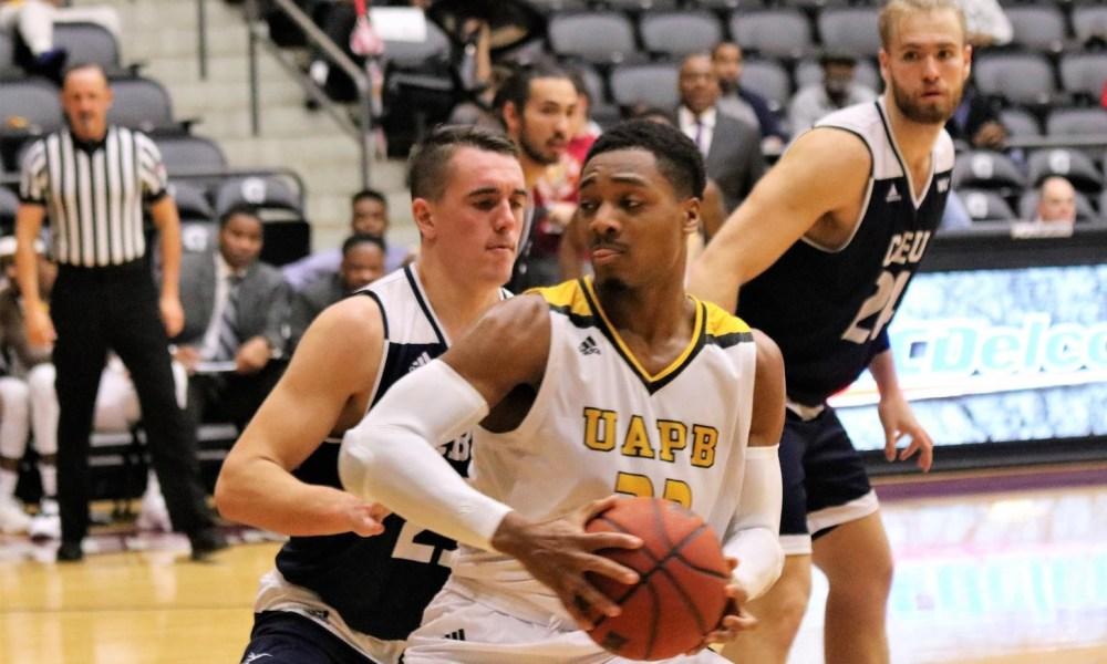 UAPB Basketball Knocks Off Darrell Walker's Little Rock