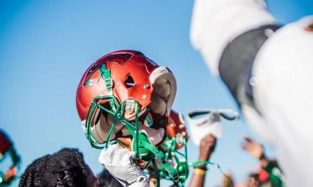 FAMU Helmet