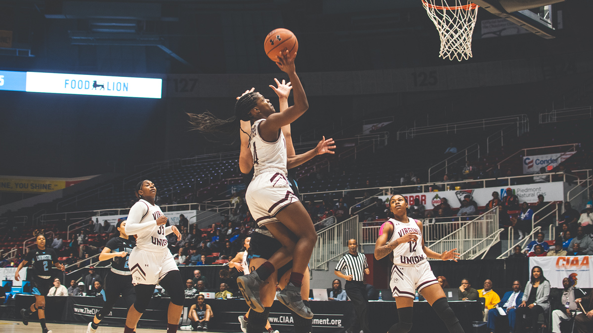 Meet Shareka McNeill, the best scorer in college basketball - HBCU Gameday