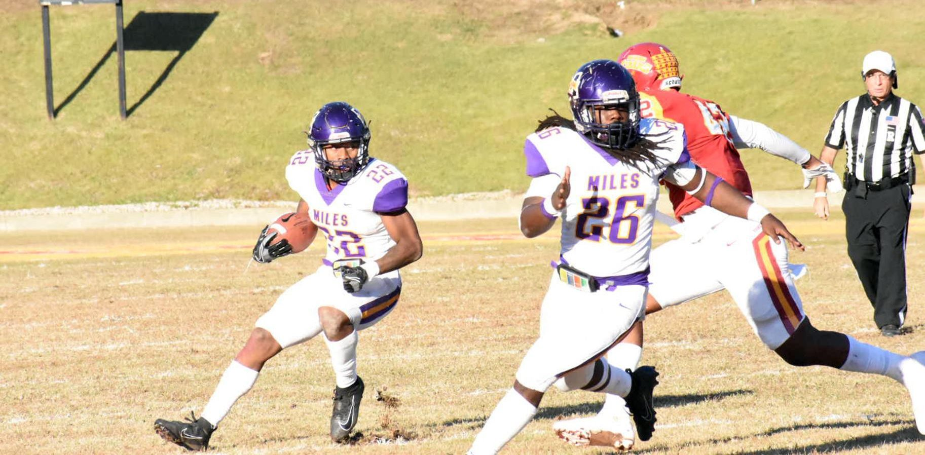 Miles Releases 2020 Football Schedule