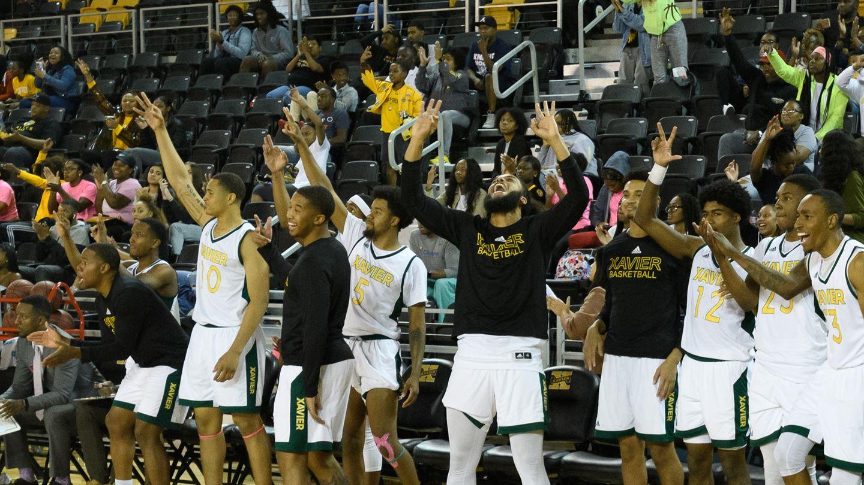 XULA Men's Basketball Soaring In NAIA Poll