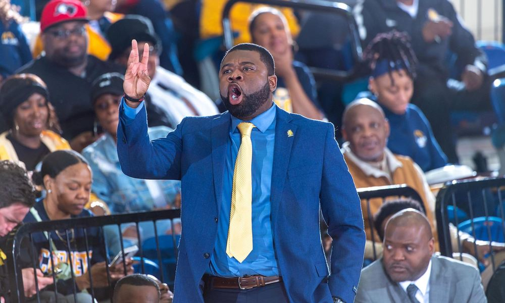 Will Jones NCAT head coach