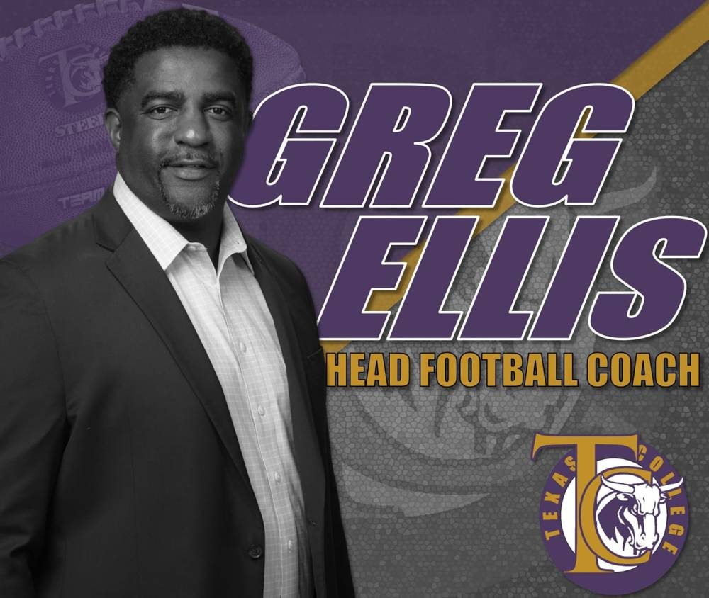 Greg Ellis texas college