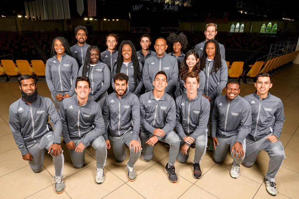 XULA tennis team