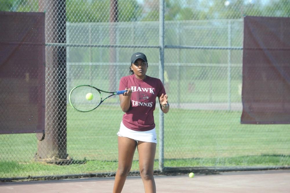 UMES women's tennis