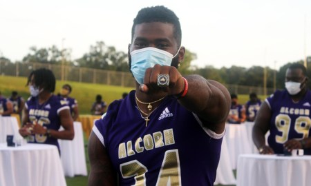 Alcorn State rings