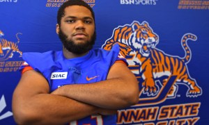 Savannah State Kyle Fields