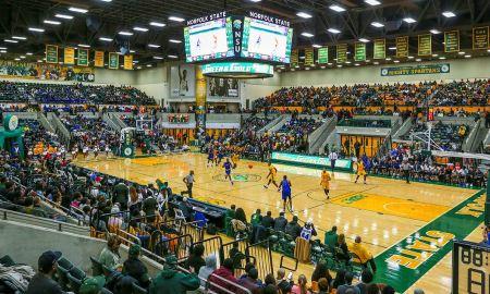 Norfolk State gymnasium