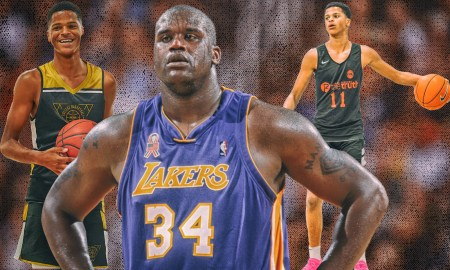 Shaquille O'Neal and Shaqir O'Neal