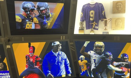 HBCU Exhibit at College Football Hall of Fame