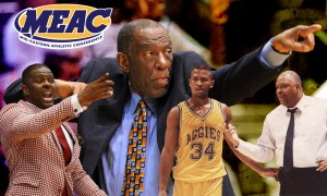 MEAC Men's Coaches