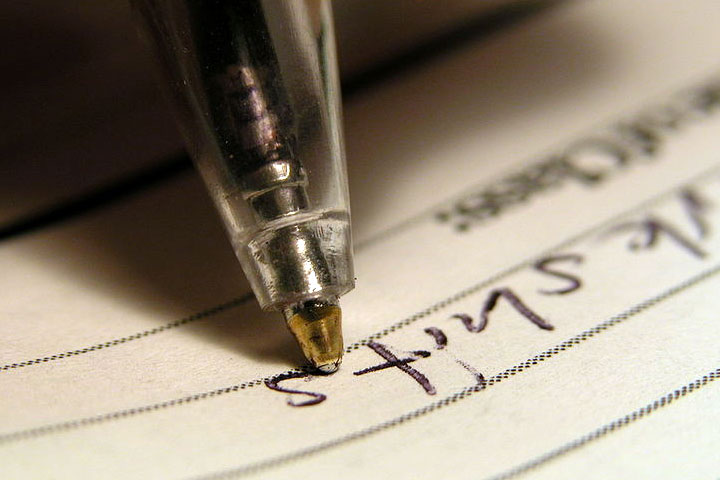 How to write a good admission essay