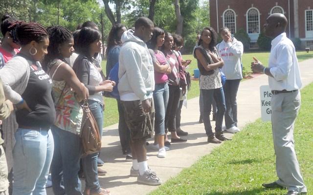 HBCU Campus Tours: 2014 Spring Schedule