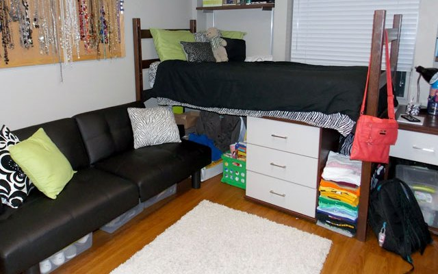 Dorm Room Ideas for Creative College Students
