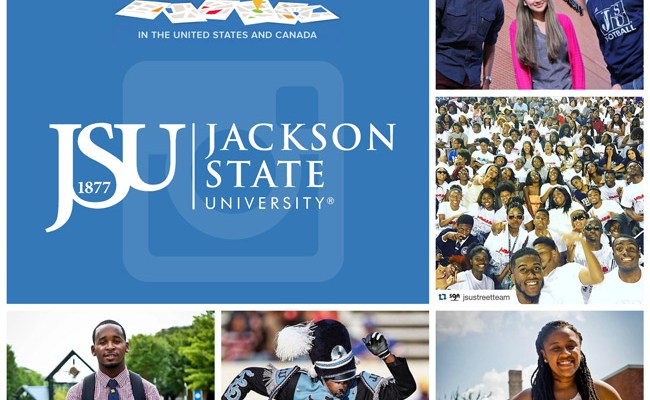 Jackson State is Most 'Instagrammed' Location in Mississippi