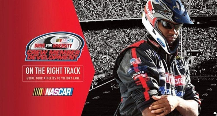 NASCAR Combine: Reps Visit Alcorn to Recruit Pit Crew Members