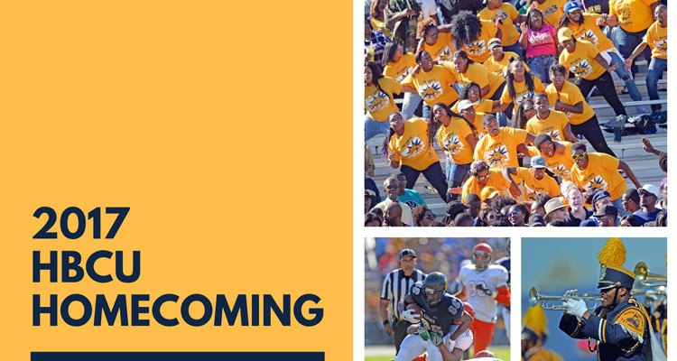 HBCU Homecoming Football Schedule 2017