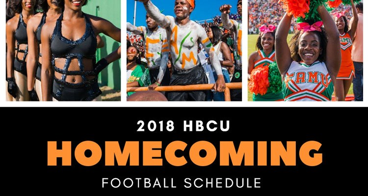 HBCU Homecoming 2018: The Complete Football Schedule