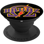 Bruhz PopSocket Grip and Stand for Phones and Tablets