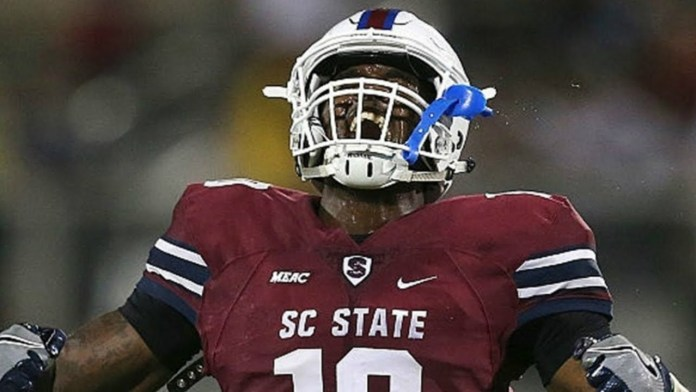Darius Leonard, South Carolina State