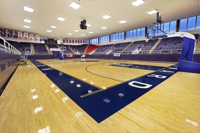 Howard Basketball Gym