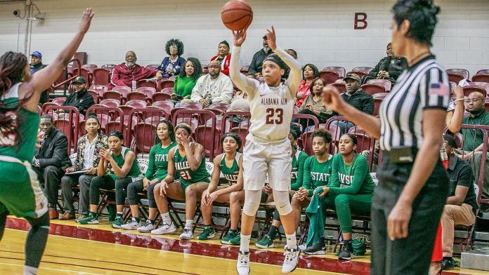 Alabama A&M women's basketball
