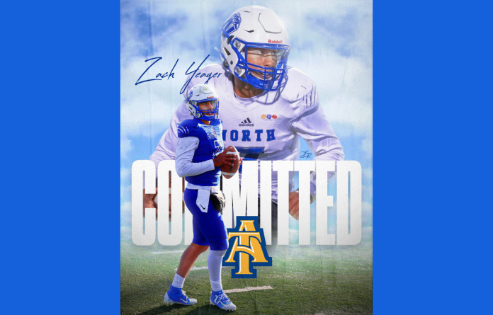 Zach Yeager North Carolina A&T