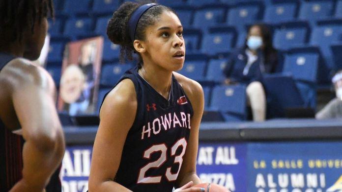 Howard women's basketball