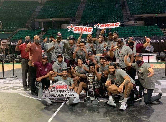 Texas Southern Basketball