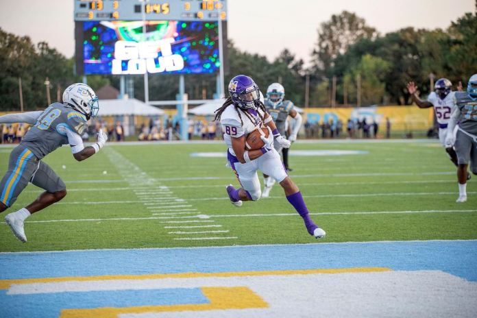 Miles College vs. Southern