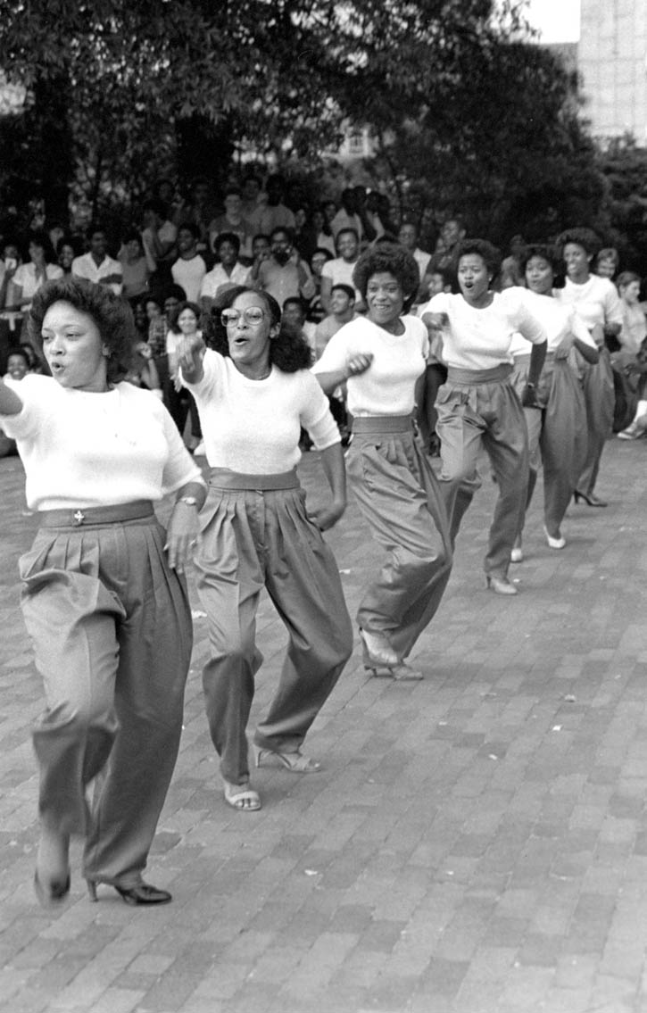 """Alpha Phi Alpha Stroll Songs : alpha, stroll, songs, """"Step"""", History, Stepping, Black, Greek-Lettered, Culture, HBCUSTORY"""