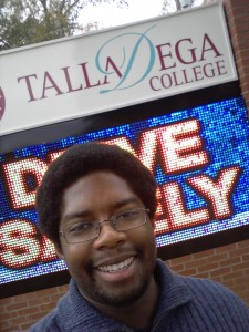 Voyager at Talledega College