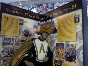 Marching Musical Machine of the Mid-South