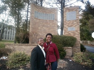Carl and Casta at Cheyney
