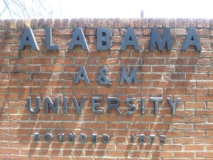 Alabama A and M University