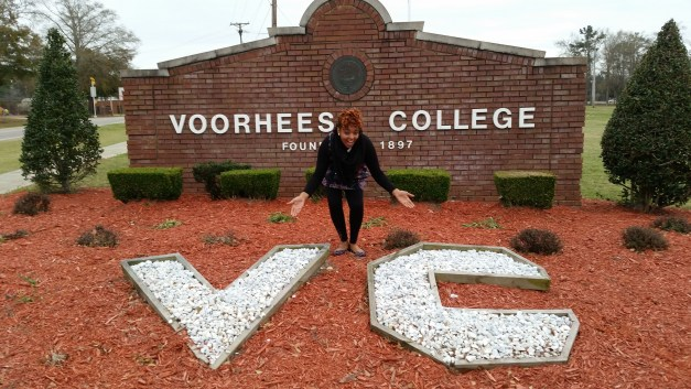 Lee at Voorhees College