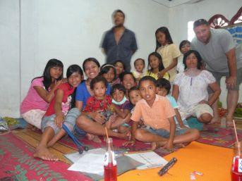 Karo family (North Sumatra, 2010)