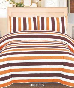 Cotton Bed Sheet High Quality Print 31
