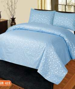 Satin Bed Sheet 415