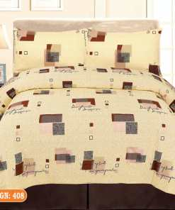 Cotton Bed Sheet 408