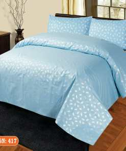 Satin Bed Sheet 417