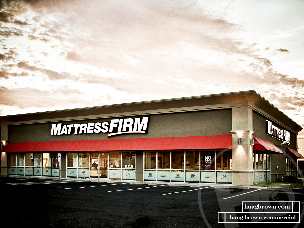 Mattress Firm in Jonesboro AR  Haag Brown Commercial Real Estate and Development